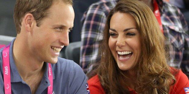 Herzogin Kate: Endlich schwanger?