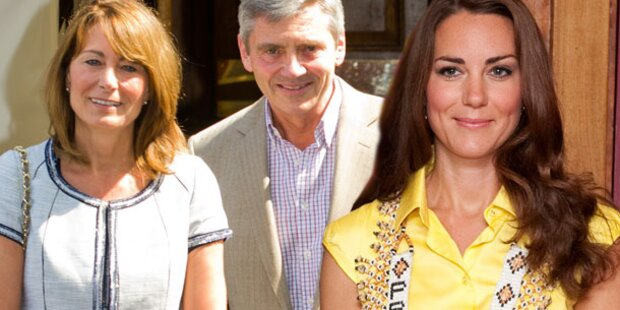 Werden Kates Eltern jetzt Graf & Gräfin?