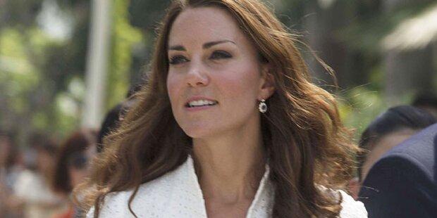 Kate: Ihre Kosmetikerin erriet Baby-News