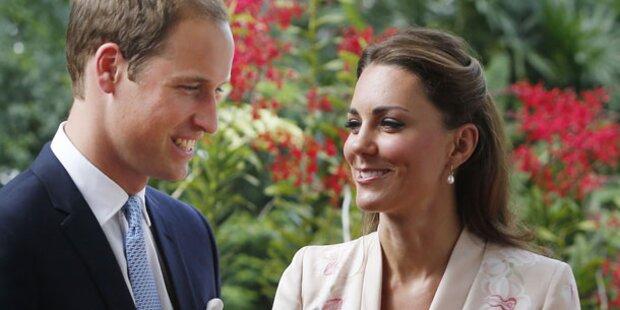 Kate & Will: So heiß ist ihr Karibik-Urlaub