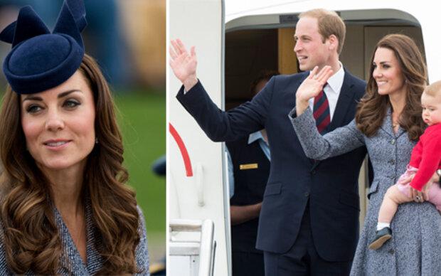 Herzogin Kate setzt auf Zurückhaltung