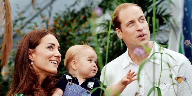 William & Kate suchen Haushaltshilfe