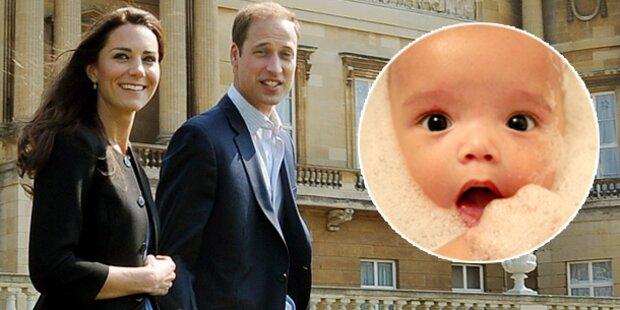 Kates Baby soll George oder Elizabeth heißen