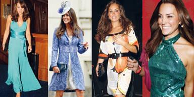 Kate Middleton wird die neue Mode-Queen