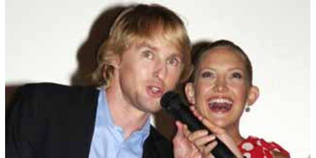Kate Hudson & Owen Wilson schon wieder getrennt