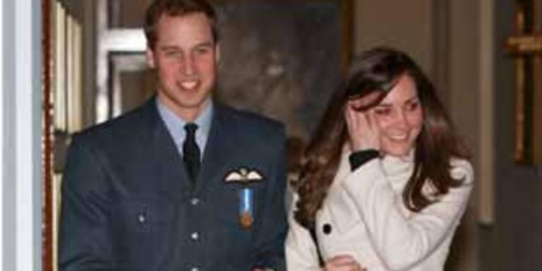 Prinz William & Catherine Middleton