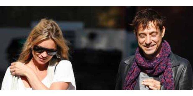 Kate Moss und Jamie Hince haben sich versöhnt