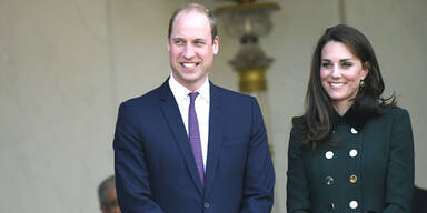 Kate und William erwarten drittes Kind