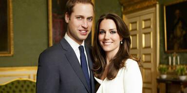 William & Kate: Kuschel-Fotos