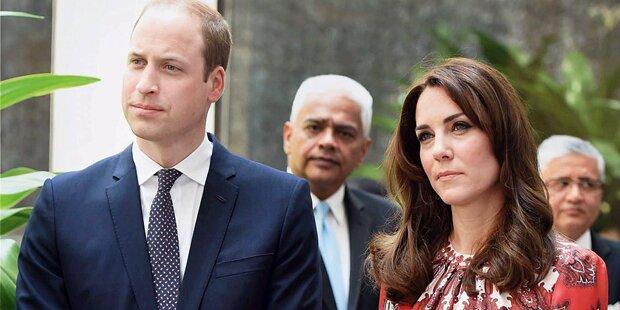 Herzogin Kate liebt es teuer