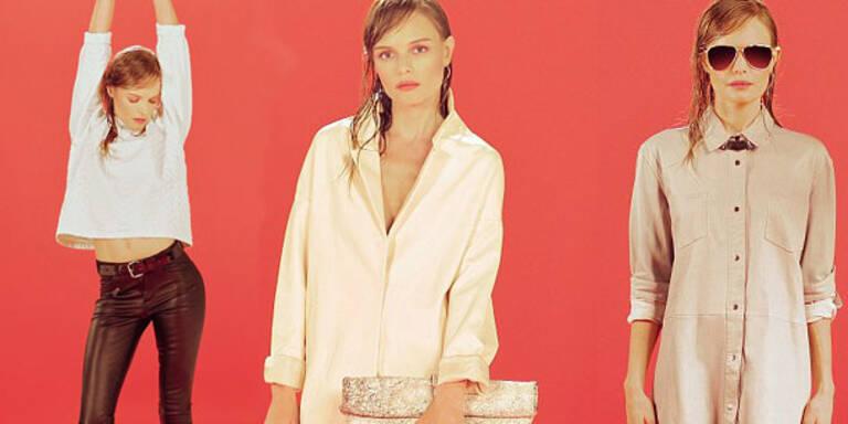 Kate Bosworth designt wieder für Topshop