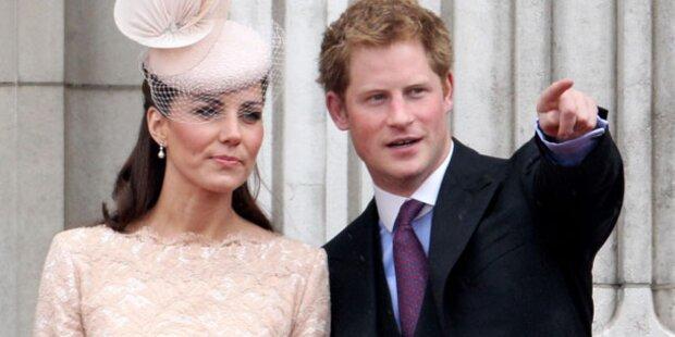 Auf Brautschau: Kate sucht Frau für Harry