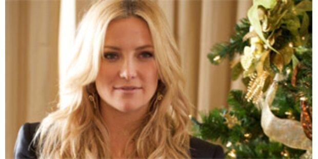 Kate Hudson bastelt Geschenke selbst