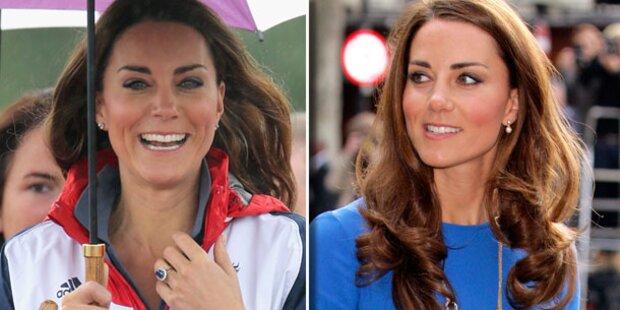 Herzogin Kate: In die Botox-Falle getappt?
