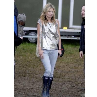 Kate Moss liebt Hunters