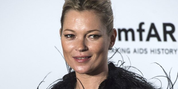 Kate Moss randalierte in Billigflieger