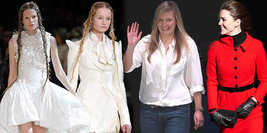 Kate Middletons Brautkleid: Ist Sarah Burton die Designerin