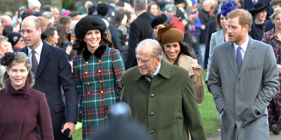 Duchess Kate William Weihnachten