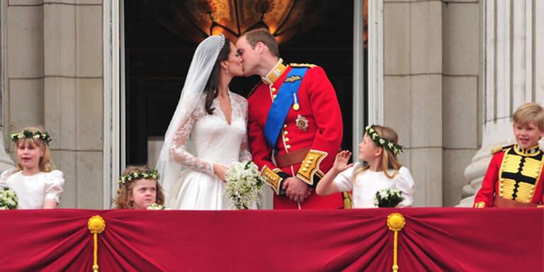 Das grosse Kate & William Hochzeits-Quiz