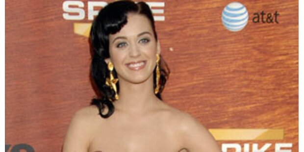 Kate Perry ist zu scharf für die MTV-Awards