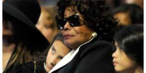 Jackson-Mutter klagt Konzertveranstalter
