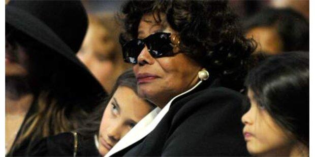 Oma Jackson bekommt Michaels Kinder