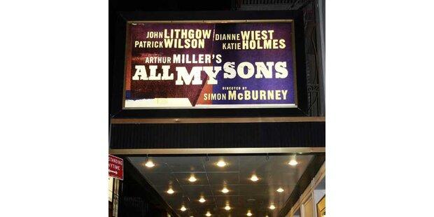 Katie Holmes' Broadway-Debüt geriet zum Hit