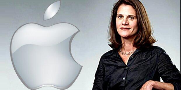 Apple verliert seine mächtige PR-Chefin