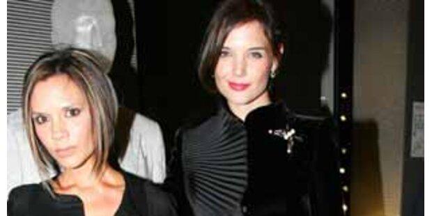 Style-Streit bei Katie Holmes & Victoria Beckham