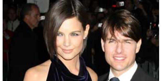 Tom Cruise bezahlt Katie Holmes für Scheinehe