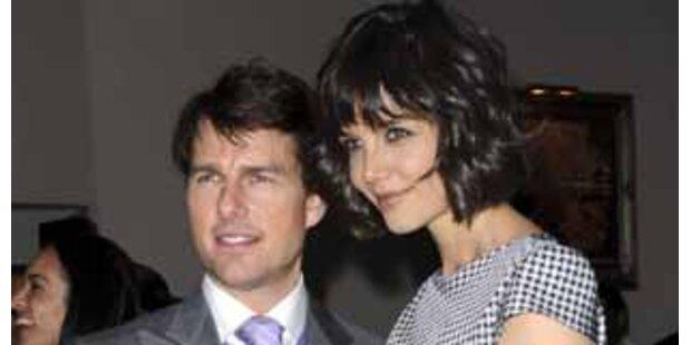 Schickte Tom seine Katie ins Scientology-Camp?