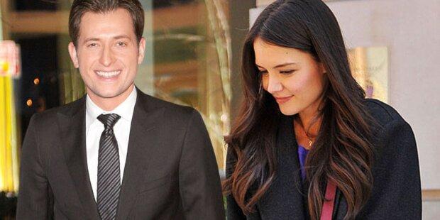 Holmes: Neuer Lover für Katie?