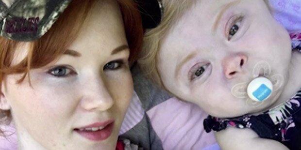 Baby rettet Mutter das Leben und stirbt bald