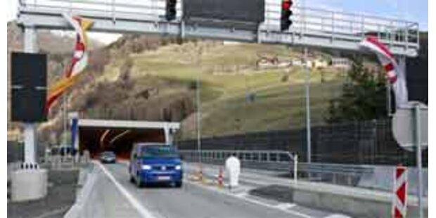 Zweite Röhre des Katschbergtunnels eröffnet