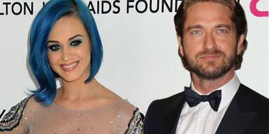 Katy Perry. Gerard Butler