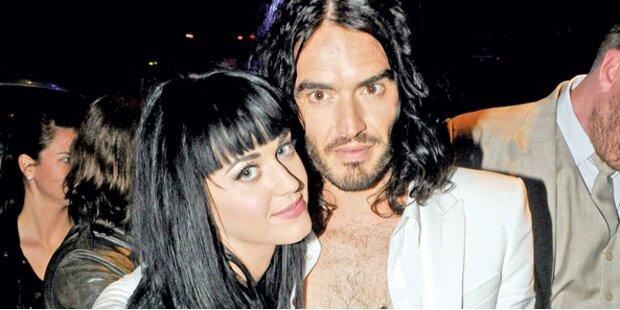 Katy Perry: Flitterwochen auf Trauminsel