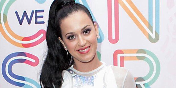 Katy Perry nimmt 26 Pillen am Tag