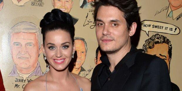 Perry: John Mayer bei Seitensprung erwischt