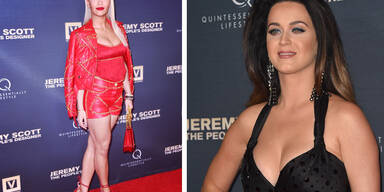 Rita Ora & Katy Perry im Moschino-Chaos