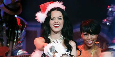 Katy Perry versext Weihnachten