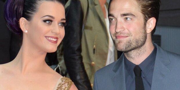 Pattinson: Kuschel-Date mit Katy Perry