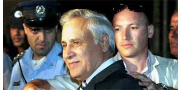 Prozess gegen Israels Ex-Präsident Katzav eröffnet