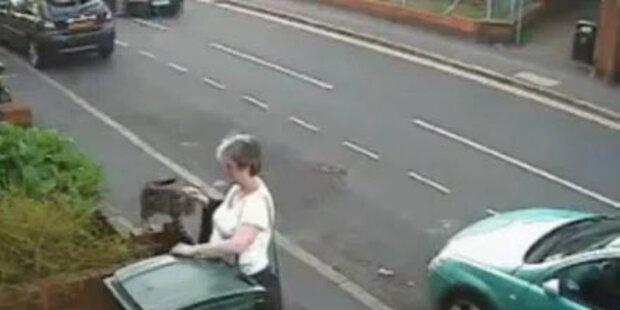 Katzenquälerin erhält Todesdrohungen