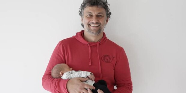 Jonas kaufmann new baby
