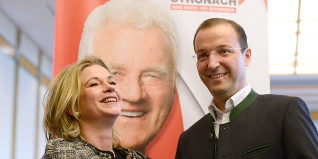 Team Stronach schließt NÖ-Führung aus