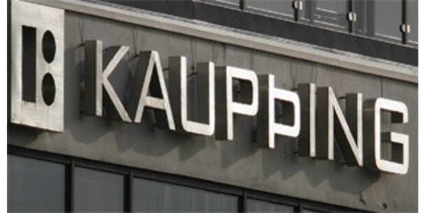 Kaupthing-Österreich zahlt Einlagen aus
