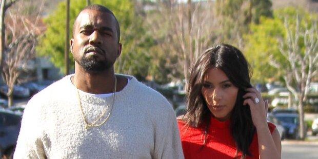 Kanye: Fast-Food-Kette als Geschenk für Kim