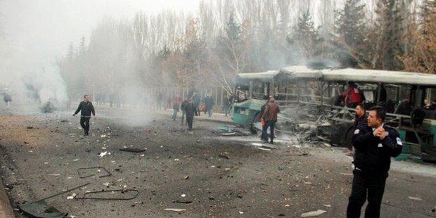 Autobombe in der Türkei: Mehrere Tote