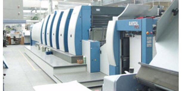 Maschinenfabrik KBA droht Jobabbau