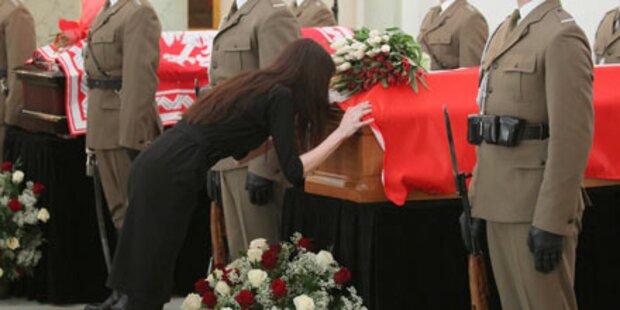 Hier verabschiedet sich Marta Kaczynska